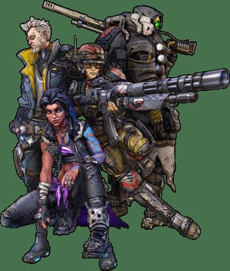 Borderlands - Game Info